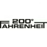 200° FAHRENHEIT b.v.